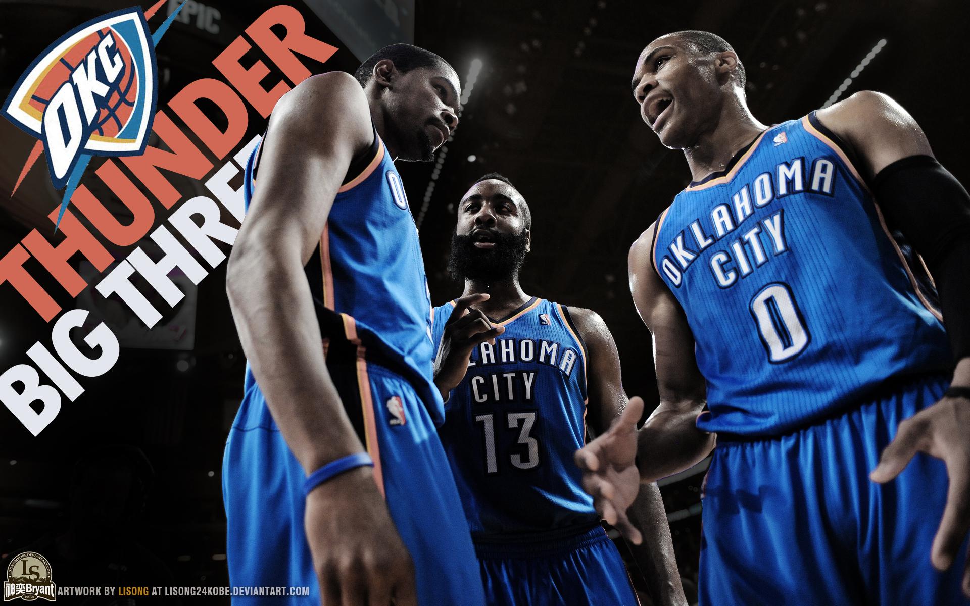 Thunder Big 3