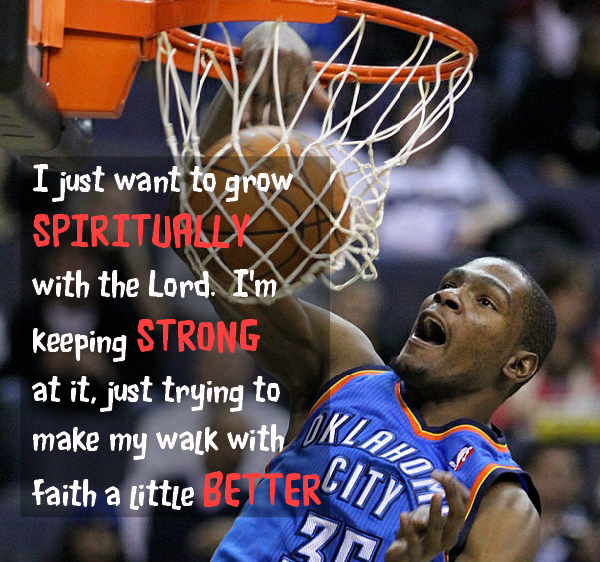 Kevin Durant Quote Best Top 6 Kevin Durant Quotes  Thunder Nation  Page 2
