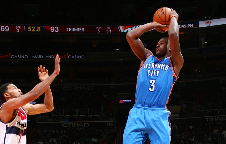 dion waiters thunder wizards
